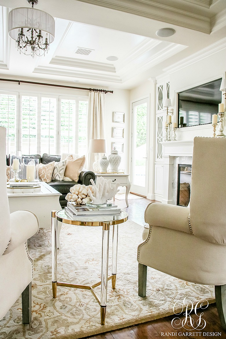 Best Soothing Summer Home Tour 2017 Neutral Transitional Home This Month