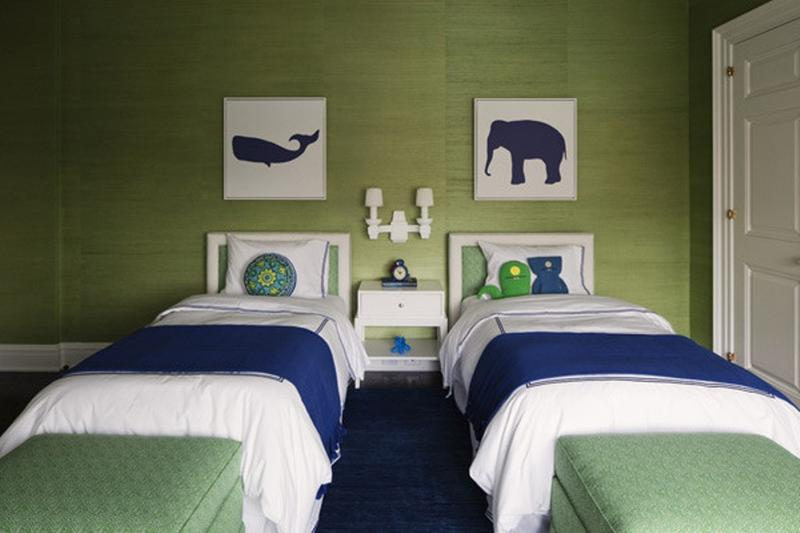 Best 15 Cool Blue And Green Boy's Bedroom Design Ideas Rilane This Month