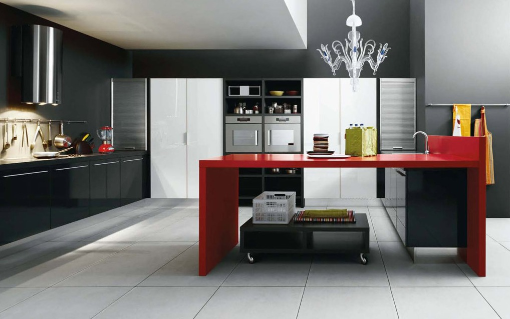 Best Modern Kitchens From Cesar This Month