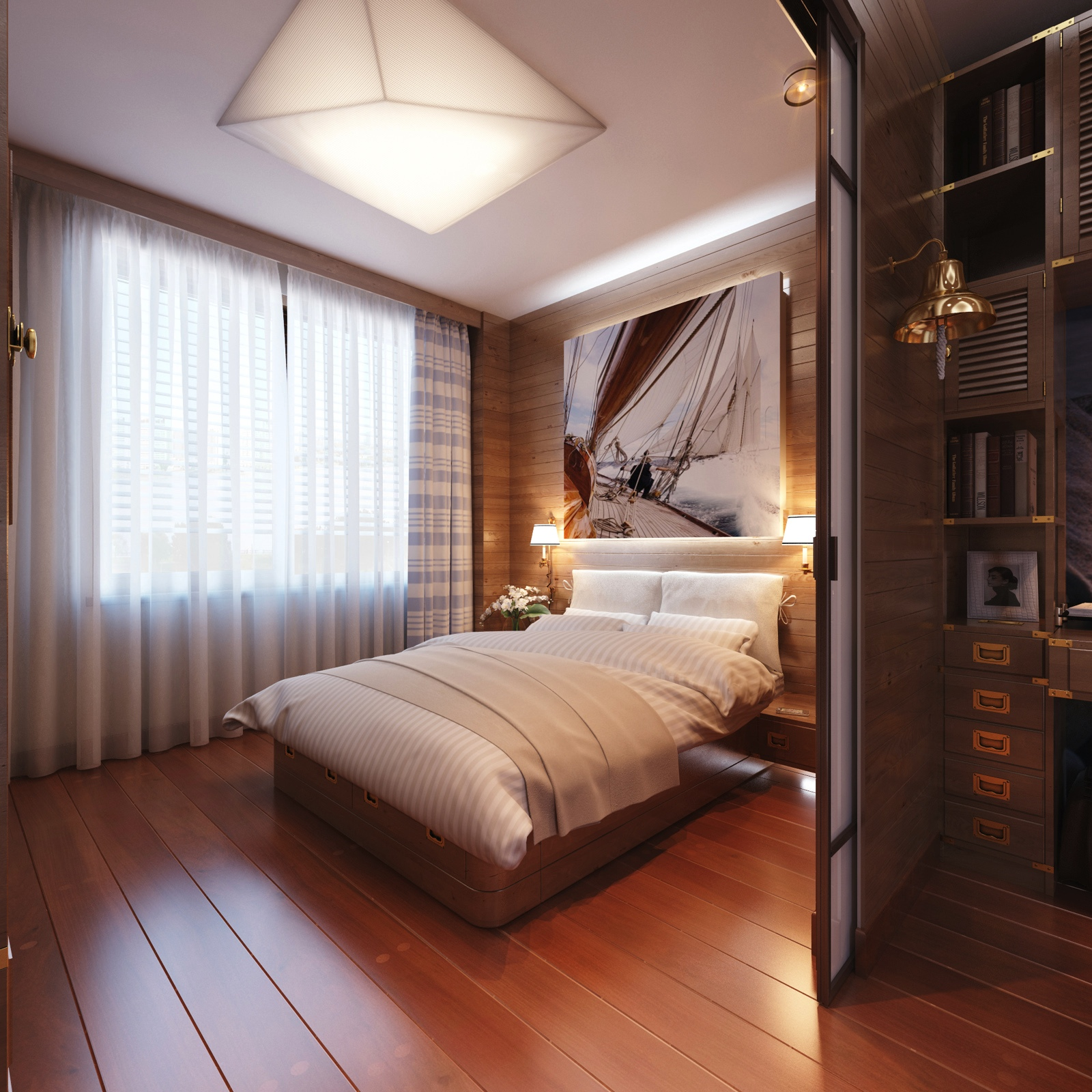 Best Travel Themed Bedroom For Seasoned Explorers This Month