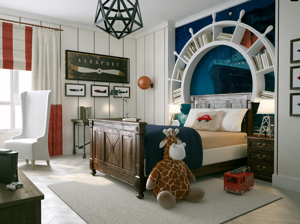 Best Whimsical Kids Rooms This Month