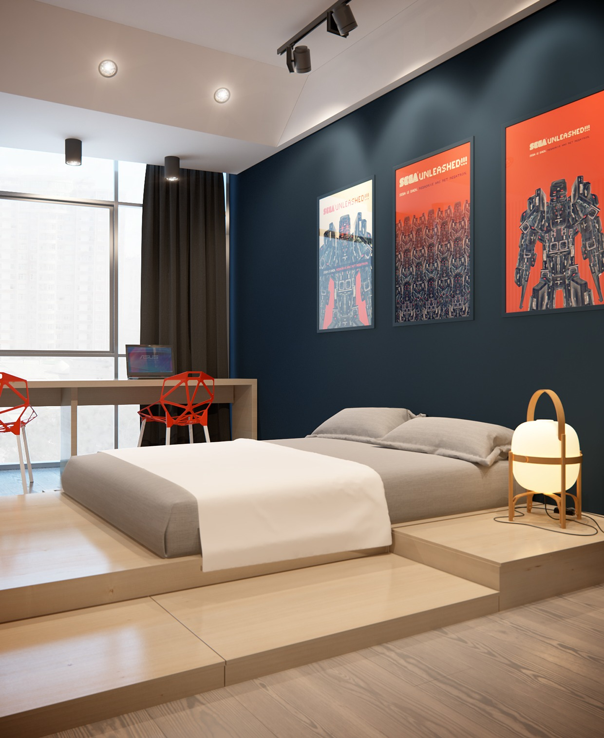 Best A Stylish Apartment With Classic Design Features This Month