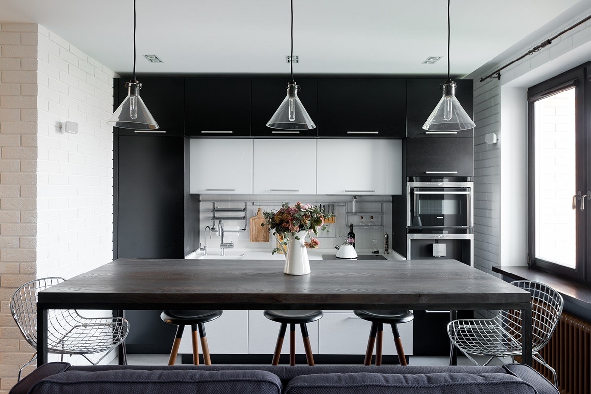 Best Dining Rooms That Mix Classic And Ultra Modern Decor This Month