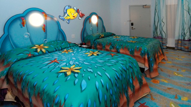 Best Art Of Animation Little Mermaid Room This Month