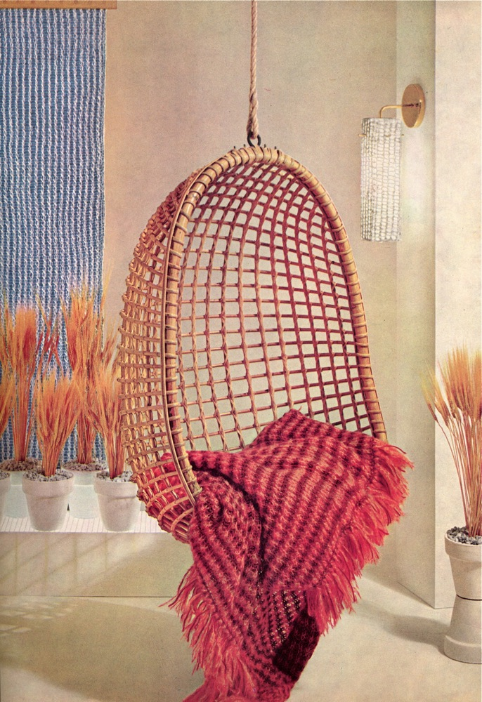 Best Vintage Knits 1960S Home Decor The Chawed Rosin This Month