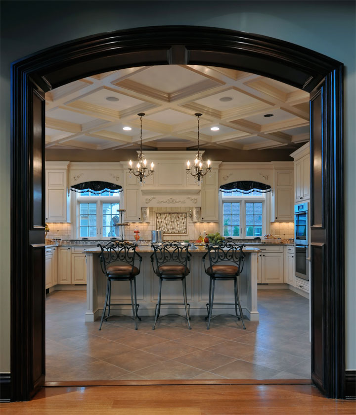 Best Elegant Long Island Kitchen Design For A Large Scale Room This Month