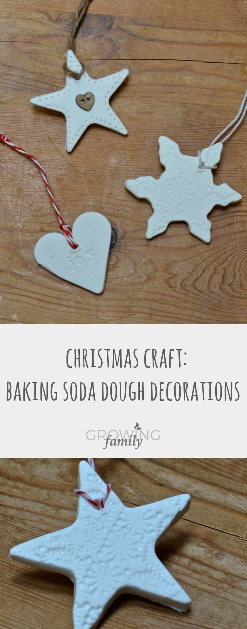 Best Homemade Christmas Ornaments Using Baking Soda Dough This Month