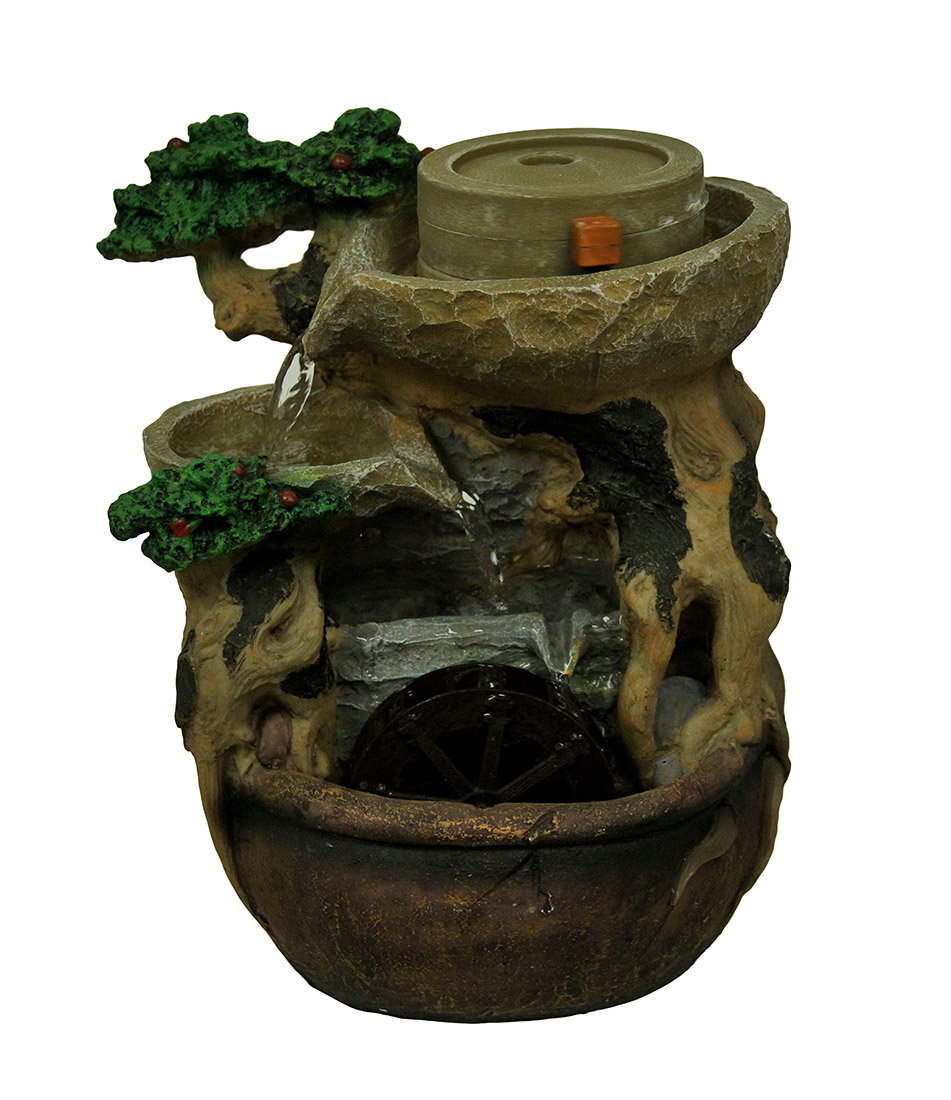 Best The Watering Tree Decorative Tabletop Water Fountain With This Month