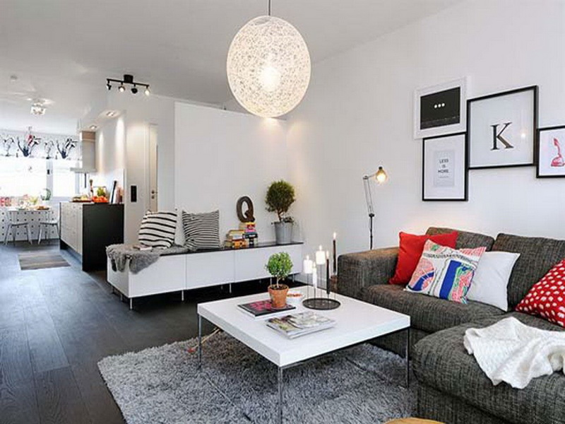 Best 21 Cozy Apartment Living Room Decorating Ideas This Month