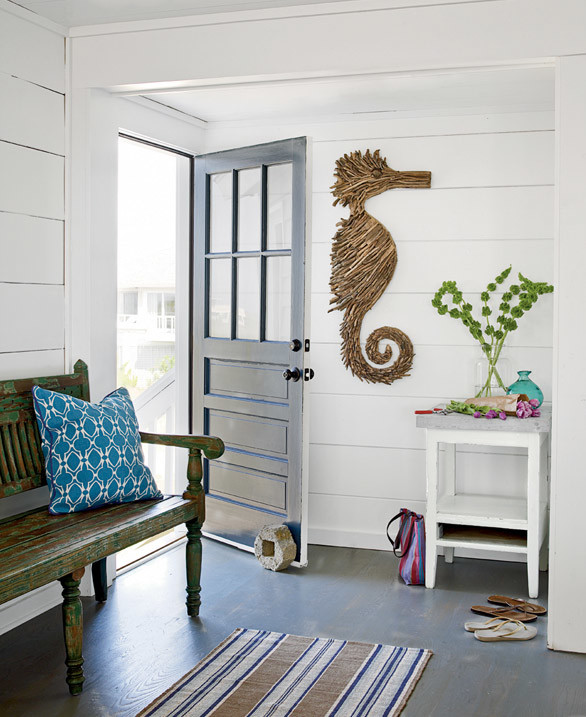 Best 25 Amazing Beach Style Entryway Decor Ideas This Month