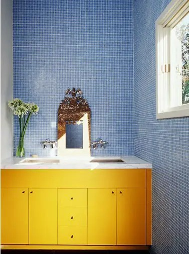 Best 43 Bright And Colorful Bathroom Design Ideas Digsdigs This Month