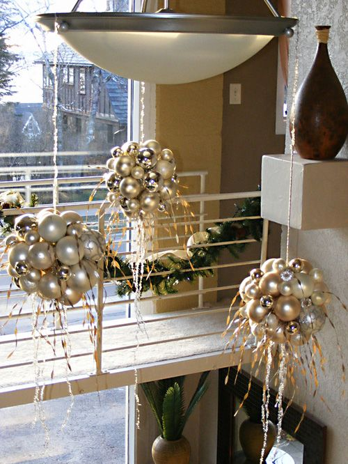 Best 44 Refined Gold And White Christmas Décor Ideas Digsdigs This Month