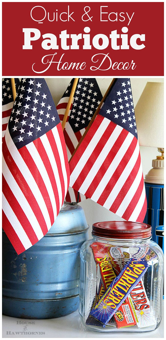 Best Lazy Girl S Guide To 4Th Of July Decorations House Of This Month