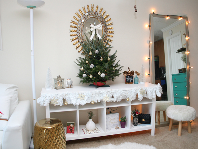 Best Apartment Tour Holiday Décor This Month