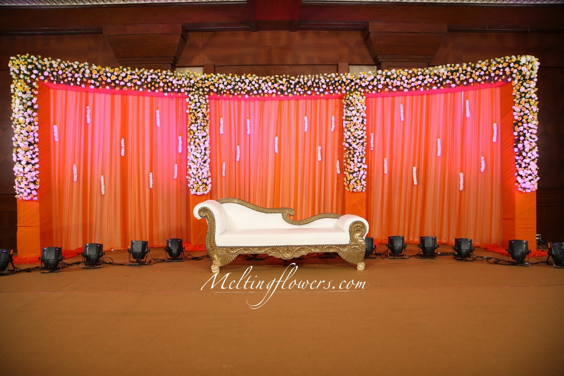 Best Wedding Stage Decoration Bangalore Wedding Decorations This Month