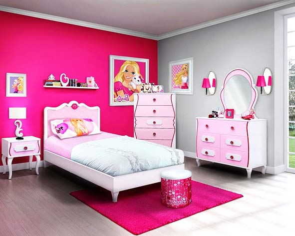 Best Pink Barbie Room Room Decor And Design This Month