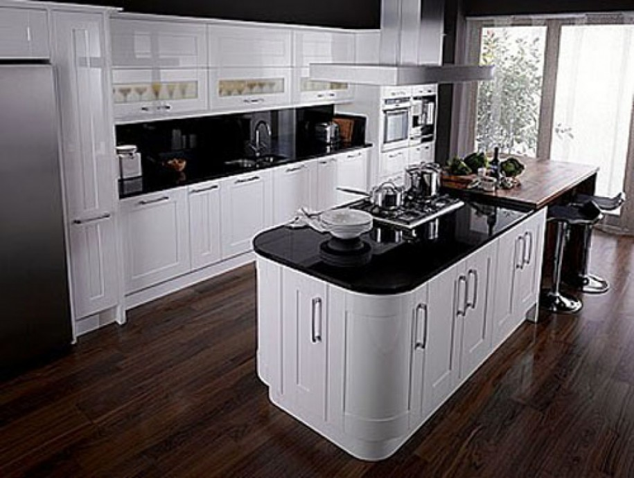 Best Have The Black And White Kitchen Designs For Your Home This Month