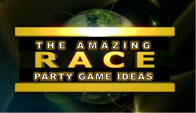 Best Amazing Race Party Ideas For Pit Stops Challenges Clues This Month