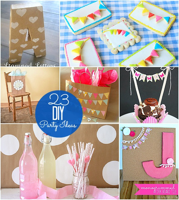 Best 23 Diy Party Ideas This Month