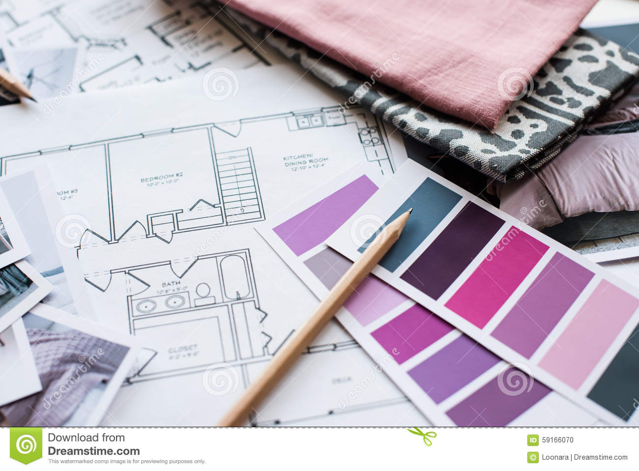 Best Interior Designers Working Table Stock Photo Image 59166070 This Month