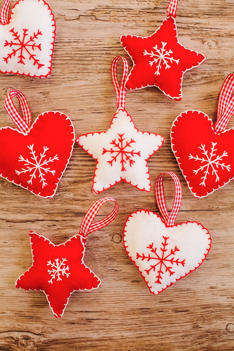 Best Diy Nordic Inspired Christmas Decorations Wallflower Kitchen This Month