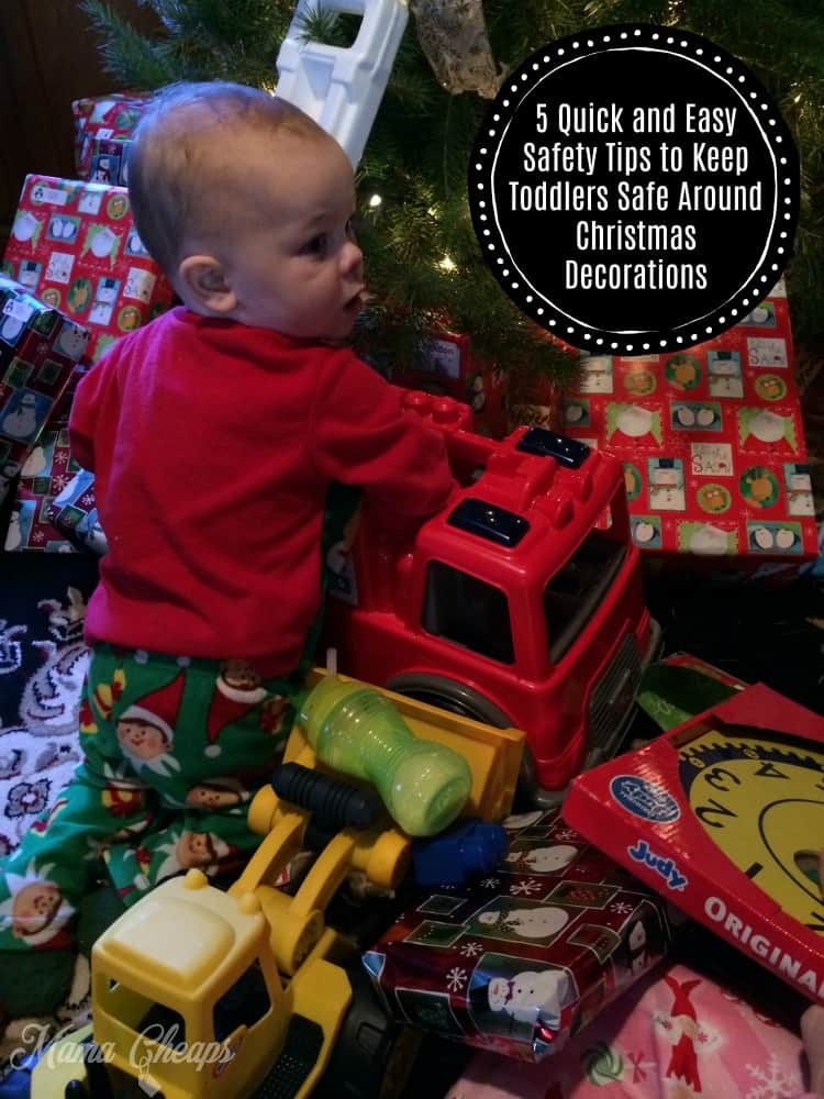 Best 5 Quick And Easy Safety Tips To Keep Toddlers Safe Around This Month