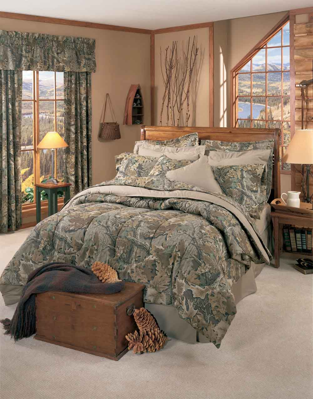 Best Realtree Advantage Camo Comforter Sets Cabin And Lodge This Month