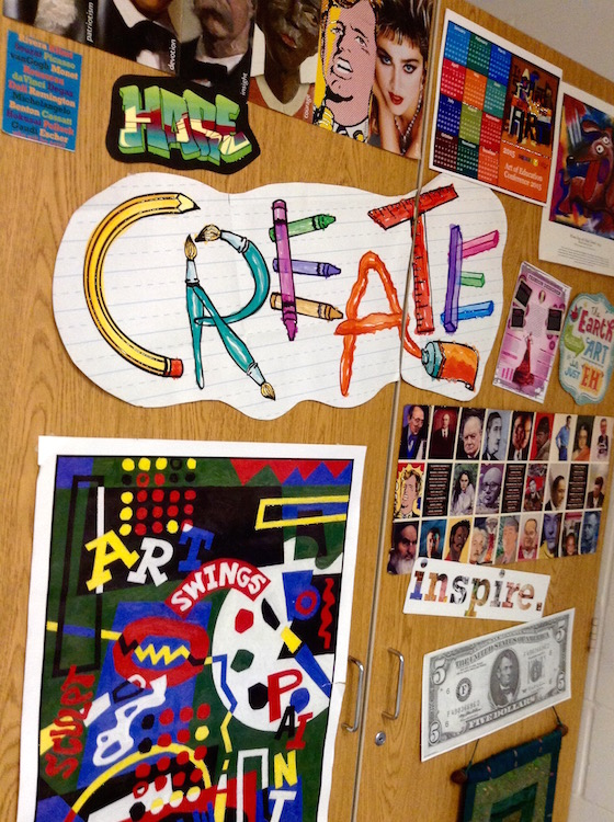 Best Does The Decor In Your Art Room Affect Your Students This Month