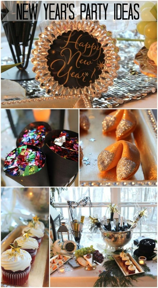 Best 28 Fun And Easy Diy New Year's Eve Party Ideas Diy Crafts This Month