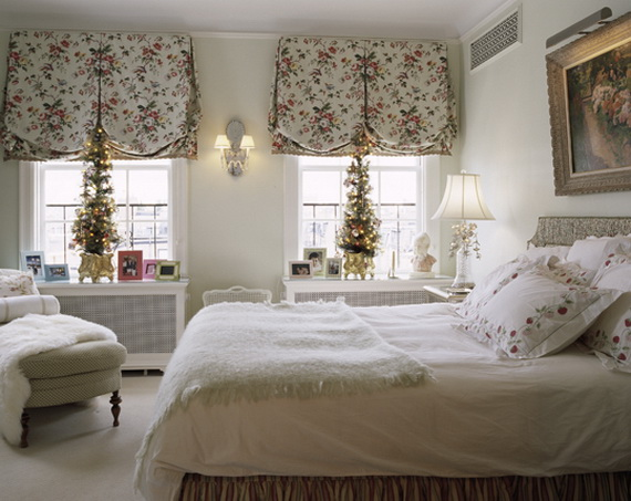 Best 41 Stunning Christmas Bedroom Decorating Ideas And Inspiration This Month