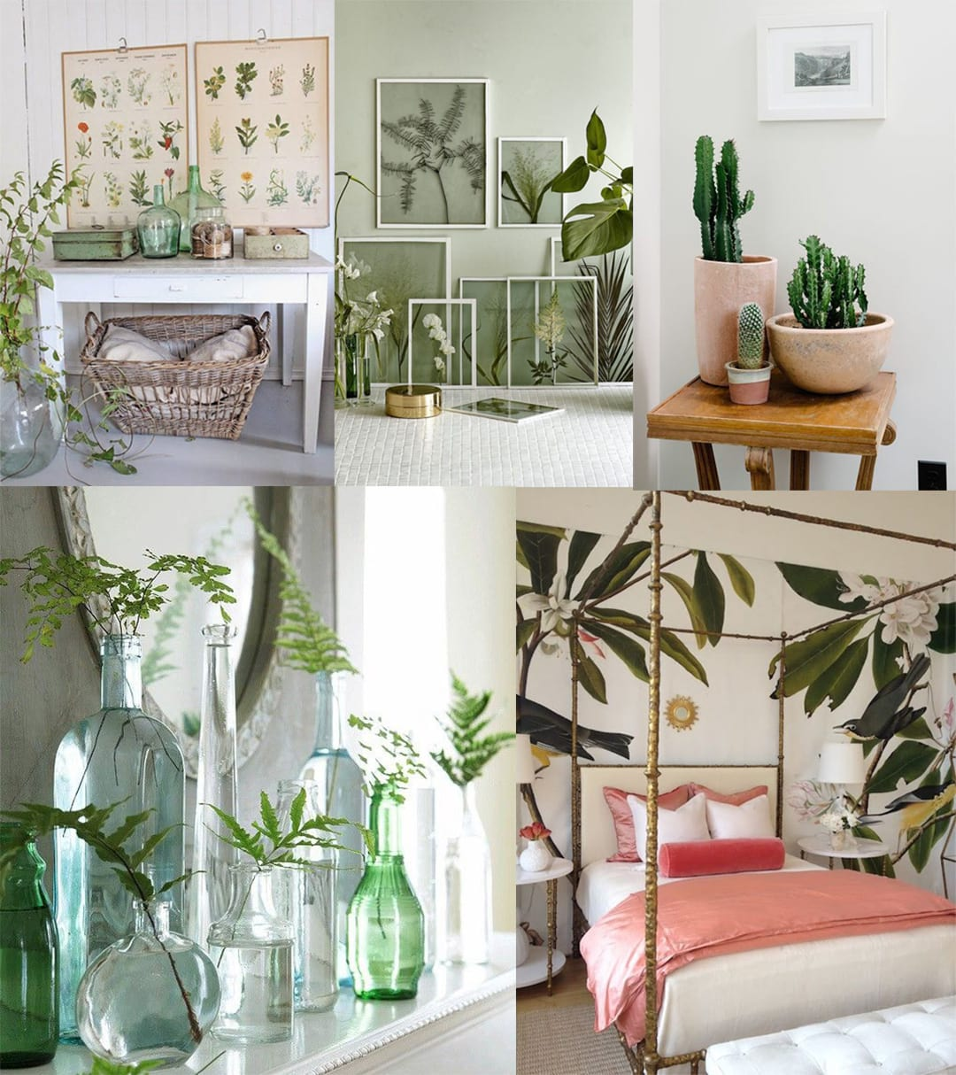 Best 2017 Decor Trends Botanical Spaces How To Be Trendy This Month