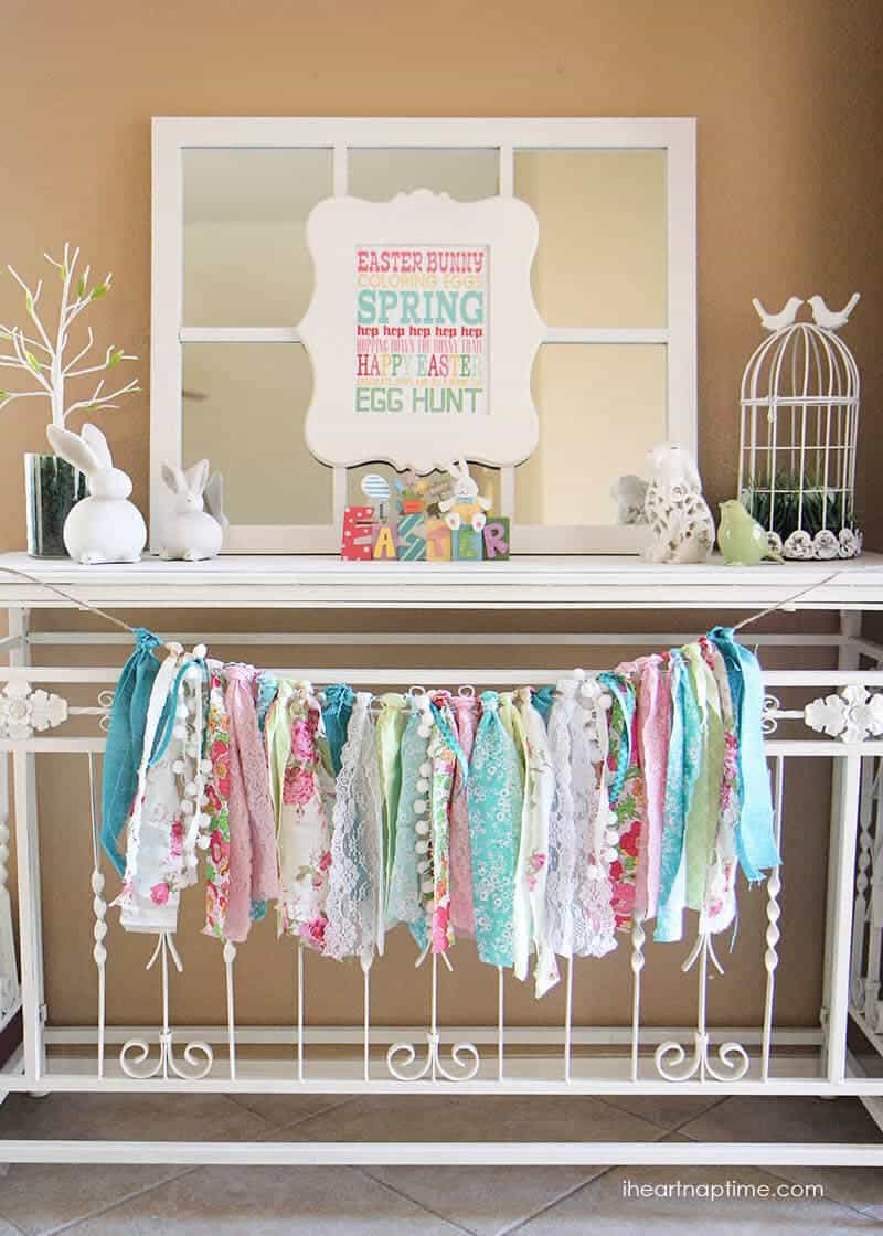 Best Spring Decorating Ideas Time To Spring I Heart Nap Time This Month