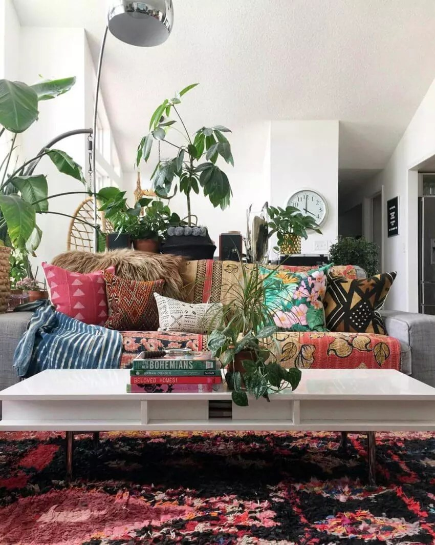 Best Your Inspiration For A Modern Bohemian Home By Dk Renewal This Month