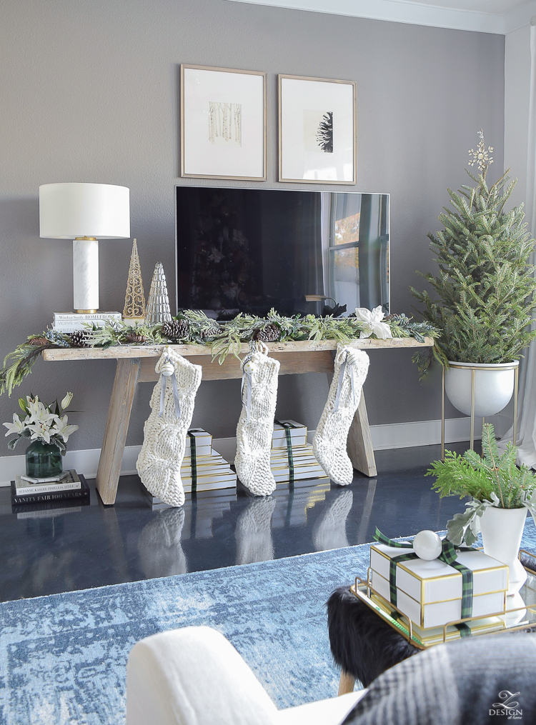 Best Glam Christmas Living Room Tour Tips For Easy Holiday This Month
