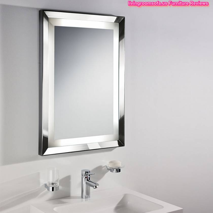 Best Decorative Modern Bathroom Wall Mirrors This Month