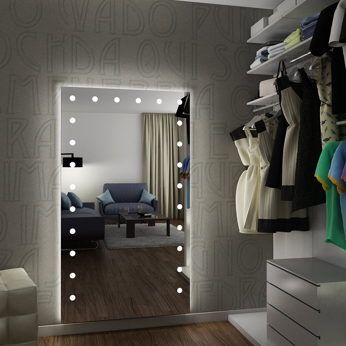Best Perfect Lighting Walk In Closet System This Month