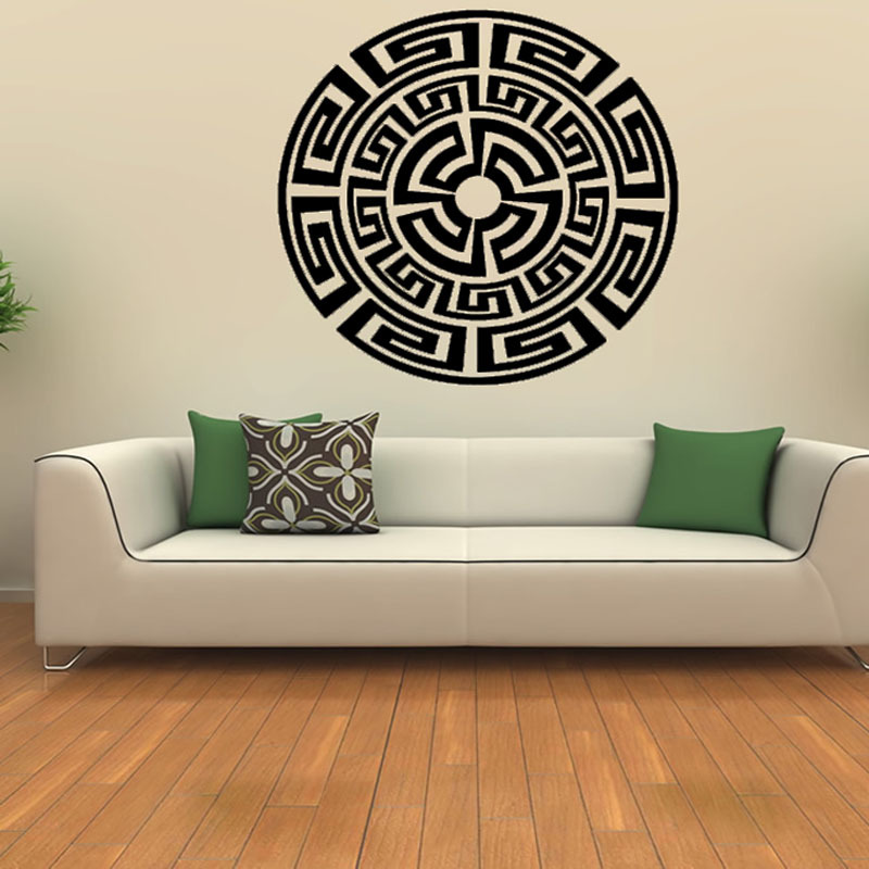 Best Waterproof Removable Vinyl Art Wall Decal Home Decor Aztec This Month