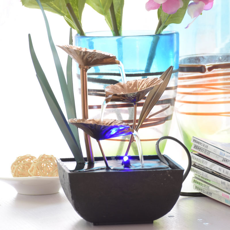 Best Decorative Indoor Water Fountains Resin Crafts Gifts Feng This Month