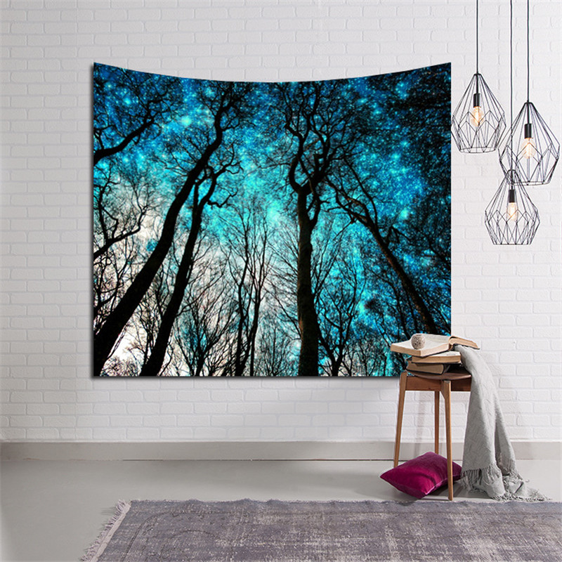 Best Fresh Morning Forest Wall Decor Tapestry Wall Hanging Boho This Month