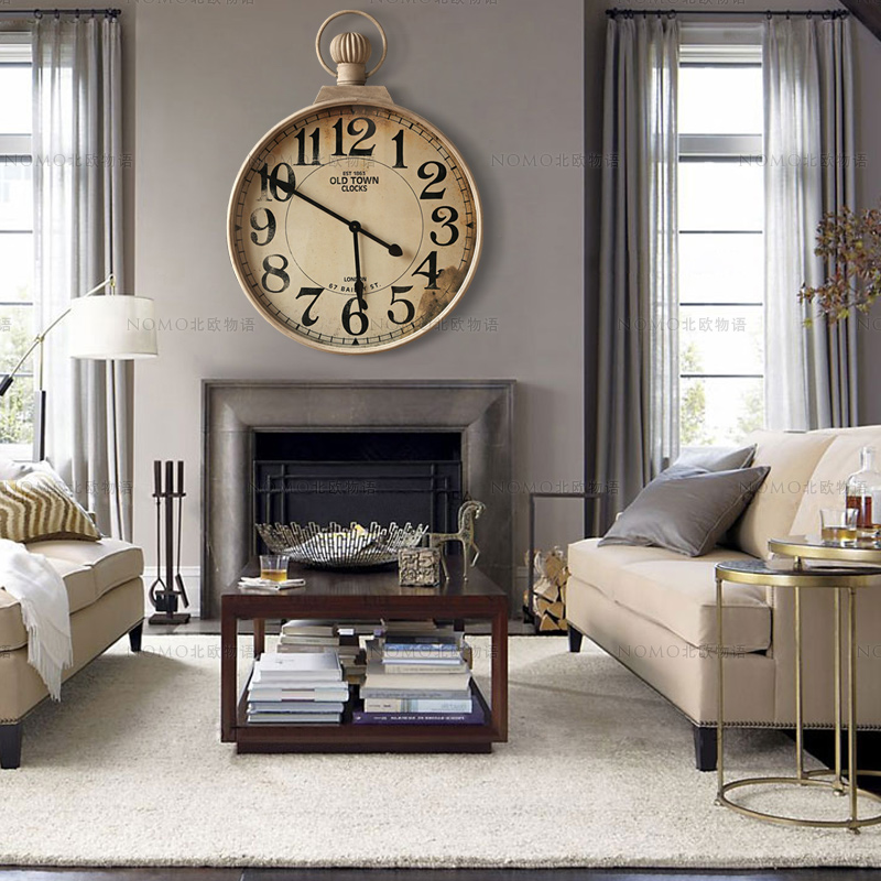 Best American Retro Vintage Tieyi Finishing Clocks French This Month