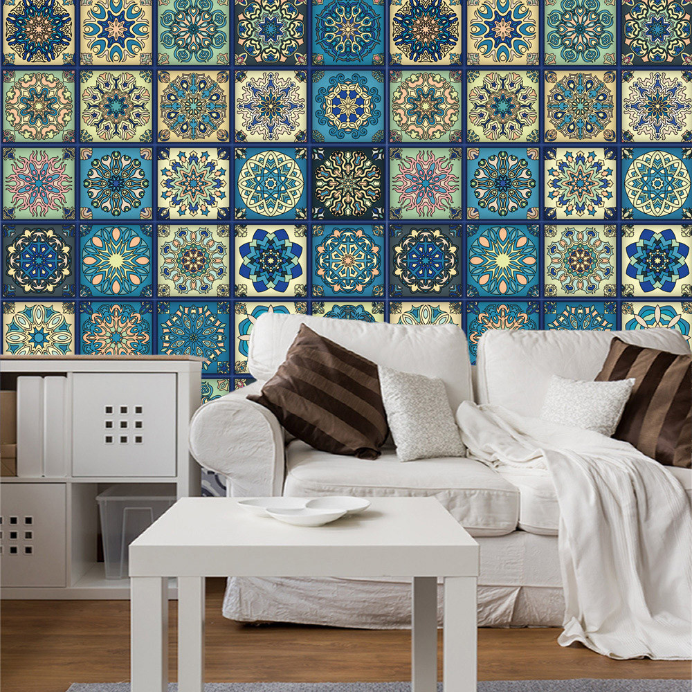 Best 1 Roll Self Adhesive Tile Art Wall Decal Sticker Diy This Month