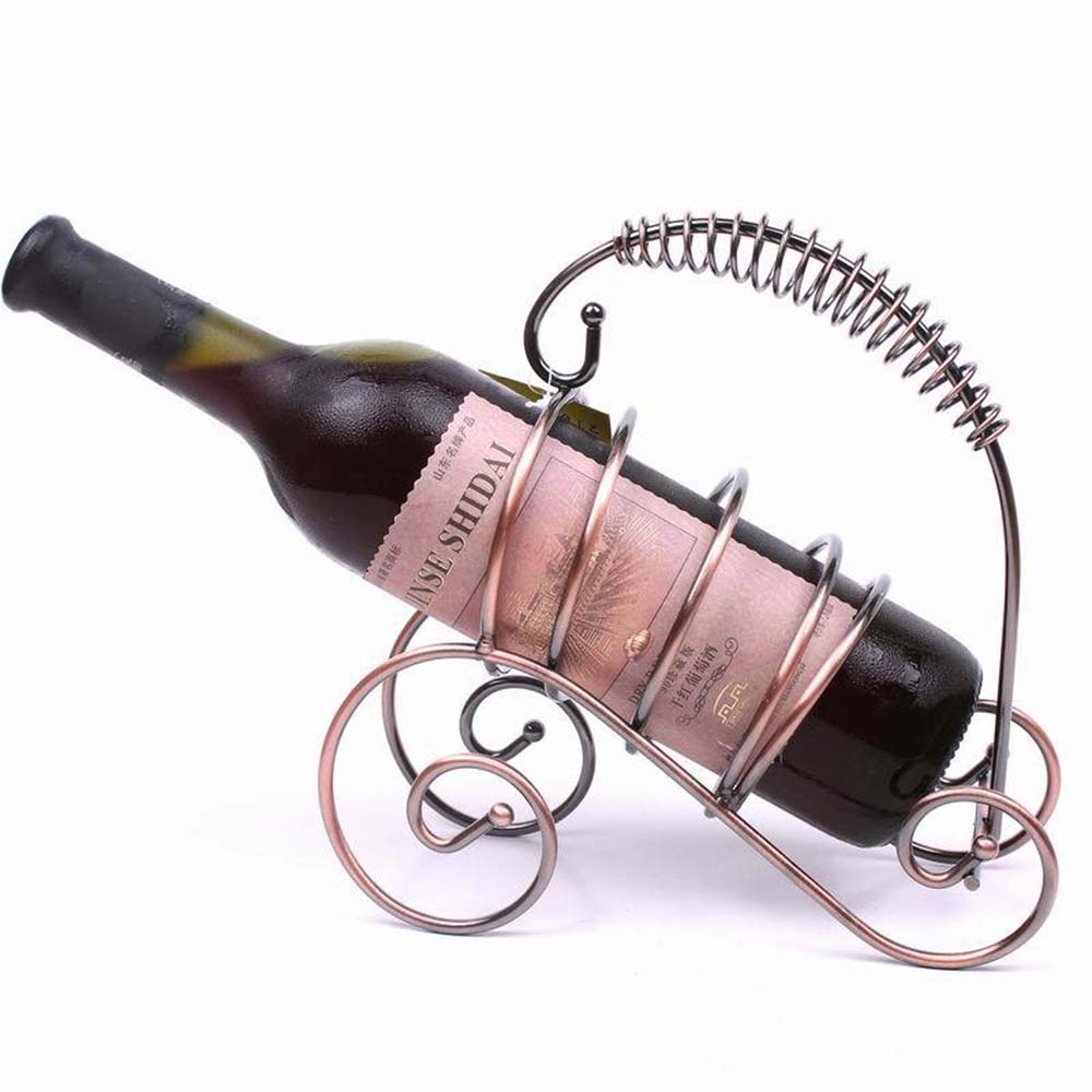 Best Bottle Rack Decorative Metal Wine Rack Holder Fashion This Month