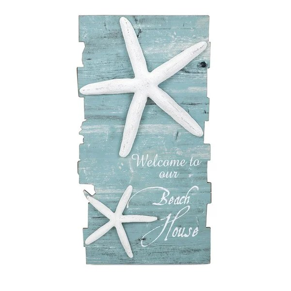 Best Beach House Starfish Wall Decor Free Shipping Today This Month