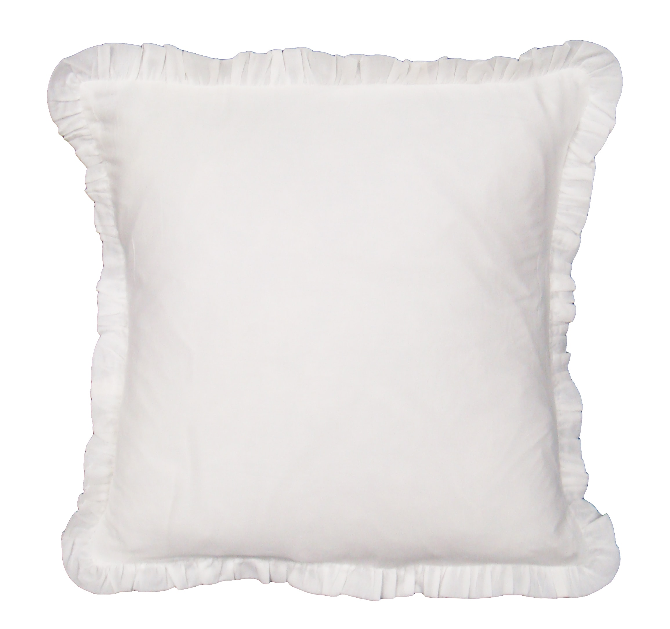 Best Shop Acelin White Decorative Pillow Free Shipping Today This Month