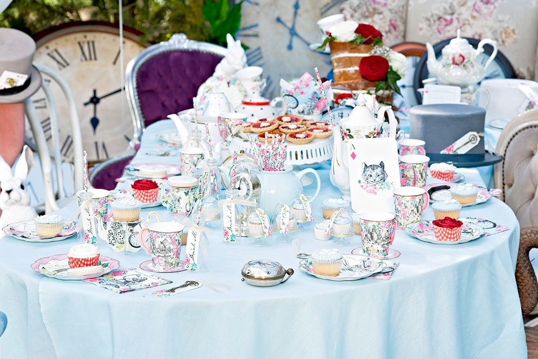Best How To Throw An Alice In Wonderland Tea Party Party This Month