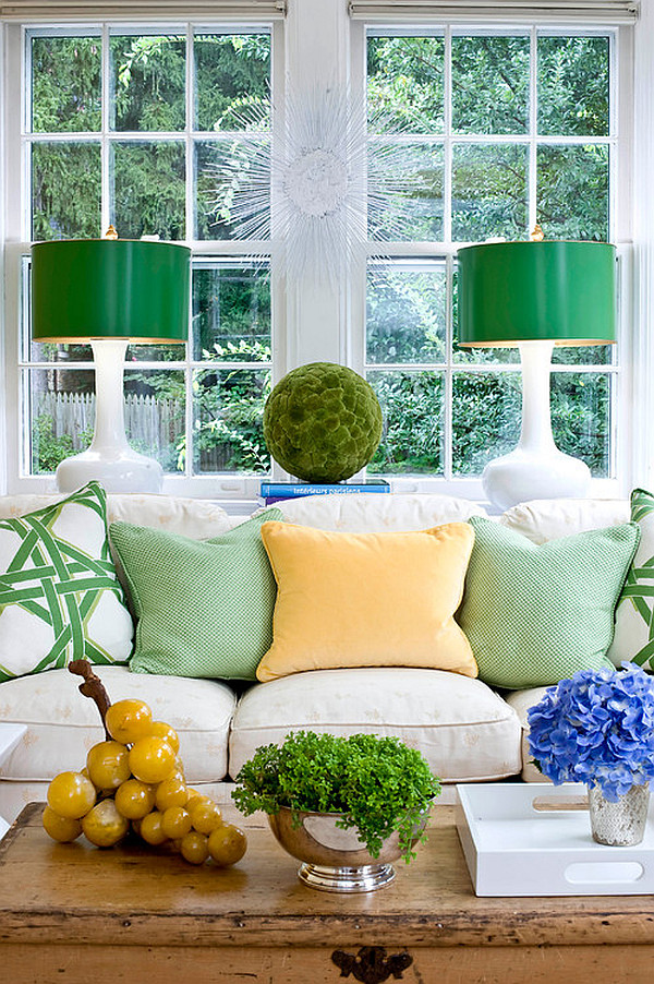 Best Bringing Spring Time Colors Into Your Winter Home This Month