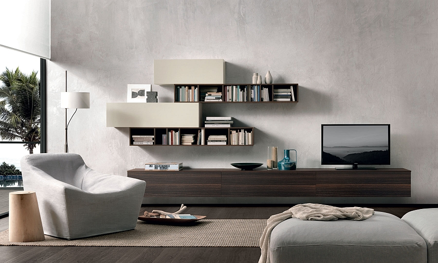 Best 20 Most Amazing Living Room Wall Units This Month