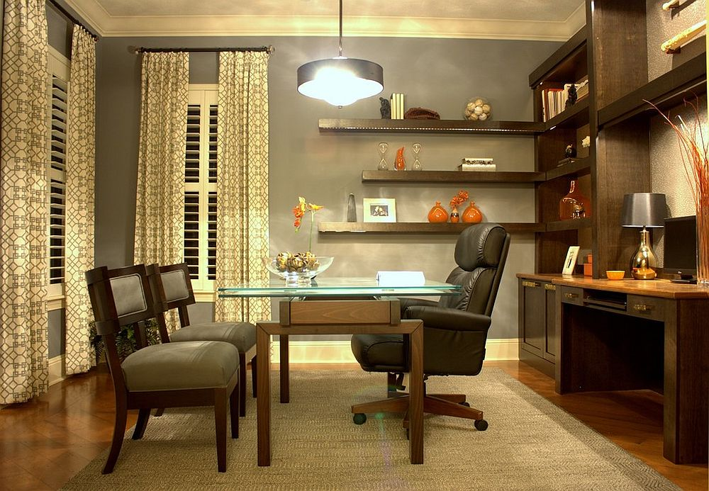 Best 23 Space Savvy Home Offices That Utilize Their Corner Space This Month