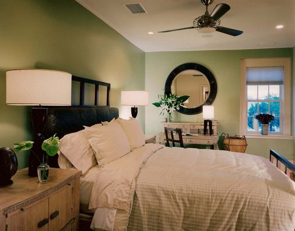 Best How To Decorate A Bedroom With Green Walls This Month
