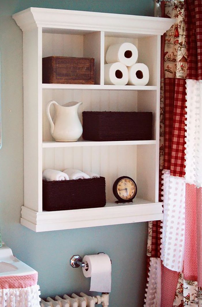 Best 30 Best Bathroom Storage Ideas And Designs For 2017 This Month